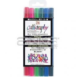 Zig - Zig Calligraphy II 2mm+3.5mm Kaligrafi Kalem Setleri (1)