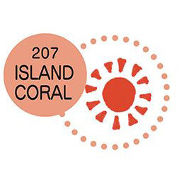 Zig Clean Color Dot Çift Uçlu Marker Kalem Island Coral-207