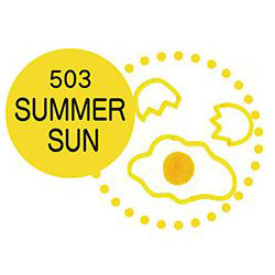 Zig Clean Color Dot Çift Uçlu Marker Kalem Summer Sun-503