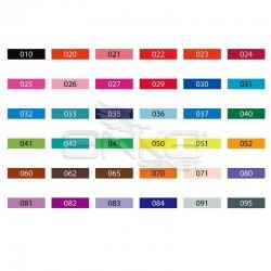 Zig - Zig Clean Color f Çift Uçlu Marker Kalem 36lı Set (1)
