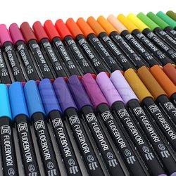 Zig Fudebiyori Brush Pen Yaldızlı Fırça Uçlu Marker Kalem - Thumbnail