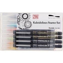 Zig Kaleidolines Başlangıç Seti KLST-001 - Thumbnail