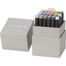 Zig - Zig Kurecolor Twin Karışık Renkler 36lı Marker Set