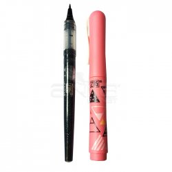 Zig Letter Pen Cocoiro Desenli Güzel Yazı Kalemi P25S - Thumbnail