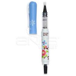Zig Letter Pen Cocoiro Gövde+Refill P12S Mavi - Thumbnail