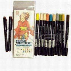 Zig - Zig Manga Kalem Seti-Starter Set Japanese Girl (1)