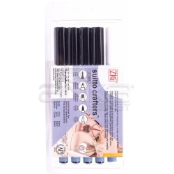 Zig - Zig Suitto Crafters Permanent Marker 5li Set SC5VBK